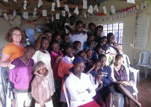 Rony & Linda in Kenya